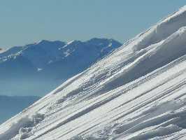 Говерла зимой. Фото Марьян Нищук, mountains . com . ua