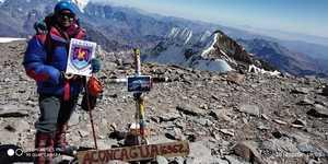 18-летняя Пурна Малават стала одной из самых молодых альпинисткок в мире, которая поднялась на четыре самые высокие вершины четырех континентов