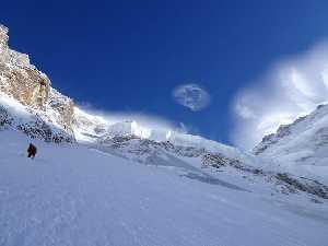 Зимние экспедиции на К2 и Нангапарбат: выход на маршрут из базового лагеря