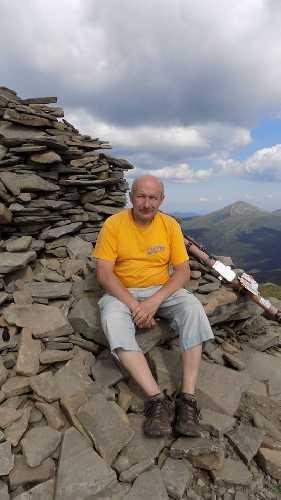 61-летний Павел Винтонюк из Коломыи