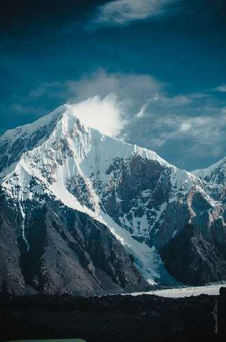 Хан-Тенгри (7010м). Фото Александр Павлов