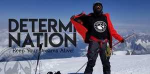 На Эверест впервые планирует подняться афроамериканец