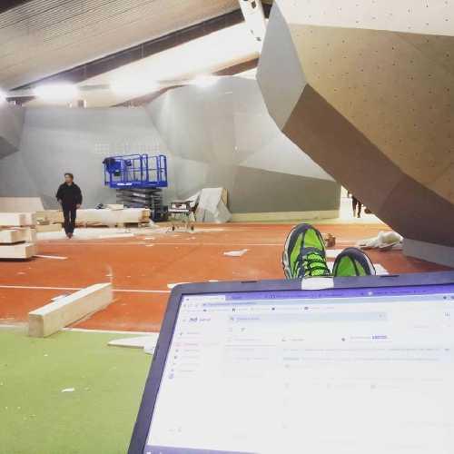 Рабочий процесс. Фото format-club . com