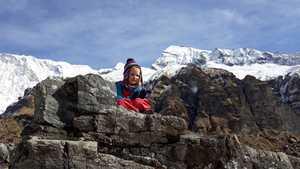 Детский взгляд на Гималаи