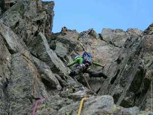 Как лазить альпинистские маршруты быстрее. Часть 2