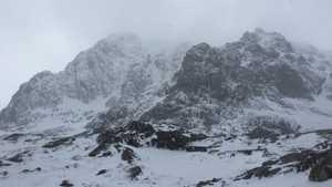 На высочайшей горе Великобритании группа альпинистов попала в лавину: 3 человека погибли, еще 1 ранен