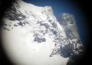 Зимняя экспедиция на К2 Алекса Тикона: команда в третьем высотном лагере на 7050 метров