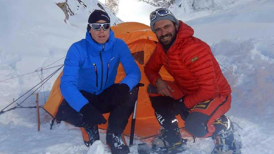 Том Баллард (Tom Ballard) и Даниэль Нарди (Daniele Nardi).