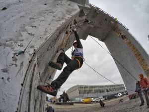 В Харькове состоялся Чемпионат ФАиС Украины по ледолазанию