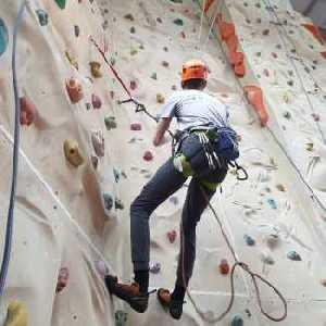 В Черкассах состоялся Чемпионат области по технике альпинизма