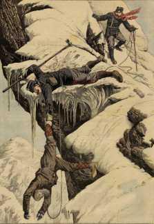 Страницы истории: как французская пресса представляла альпинизм массовому читателю