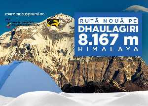 Румыно-словацкая команда планирует открыть новый маршрут на восьмитысячнике Дхаулагири
