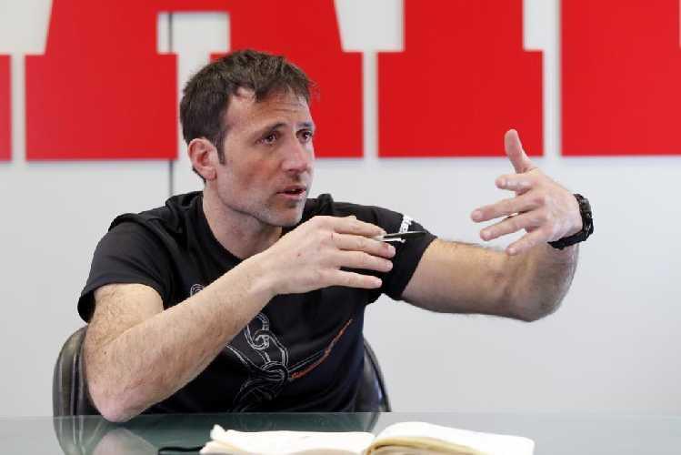 Алекс Тикон Alex Txikon. Фото marca . com