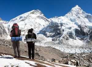 Непал вводит дополнительную плату за посещение Эвереста
