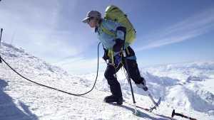 На Эверест без ноги: Кирсти Эннис планирует стать первой женщиной  с ампутированной выше колена ногой, поднявшейся на вершину мира