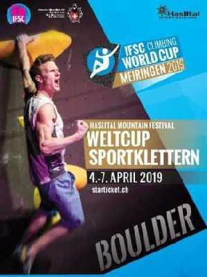 Борьба за Кубок Мира по скалолазанию начинается в Швейцарии