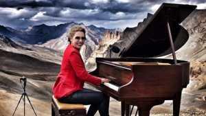 Эвелина Де Лэйн: музыка с экстримом
