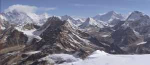 Впервые на гималайскую вершину Гальжен Пик поднялись альпинисты