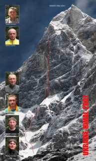 Украинская экспедиция на гималайскую вершину Симнанг-Гимал. Как это было
