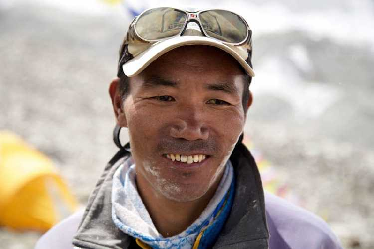 Ками Рита Шерпа (Kami Rita Sherpa)