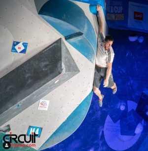 Двойная победа словенских скалолазов на втором этапе Кубка Мира по скалолазанию