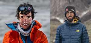 Знаменитые альпинисты Давид Лама и Хансйорг Ауэр пропали без вести после схода лавины в Канадских горах