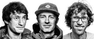 Давид Лама, Хансйорг Ауэр и Джесс Роскелли погибли в лавине....