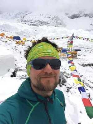 Без помощи шерп и кислородных баллонов: киевлянин Андрей Вергелес планирует подняться на четвертый по высоте восьмитысячник мира - Лхоцзе (Lhotse)