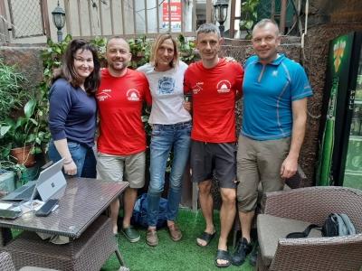 Три украинских альпиниста планируют подняться на вершину Эвереста весной 2019 года