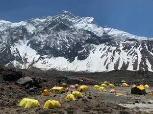 На восьмитысячнике Аннапурна пропал без вести альпинист