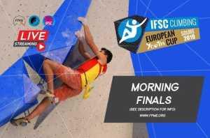 9 украинских скалолазов выступят на первом этапе молодежного Кубка Европы в Португалии