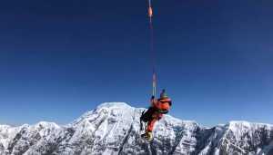 Счастливый финал: спустя два дня на восьмитысячнике Аннапурна был спасен пропавший без вести альпинист