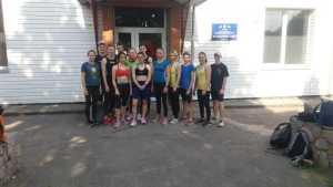 Как тренируется молодёжная сборная Украины по скалолазанию в дисциплине скорость