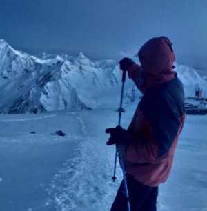 Трагедия на Эльбрусе: стало известно имя умершего альпиниста из Полтавы