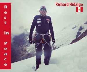 На восьмитысячнике Макалу умер известный перуанский альпинист Ричард Идальго