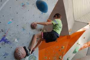 В Нетешине состоится чемпионат города по скалолазанию