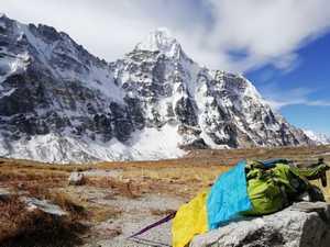 Самотужки по Непалу: Регіон Канченджанга. Чірва (Chirva) - Базовий табір Канченджанга - Олончунг Гола (Olonchung Gola)