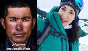 Впервые в истории на вершину восьмитысячника Лхоцзе поднялись: альпинист из Пакистана и альпинистка из Греции
