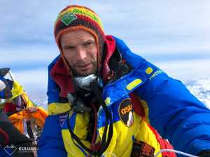 Тарас Поздний прервал первую попытку штурма вершины восьмитысячника Макалу