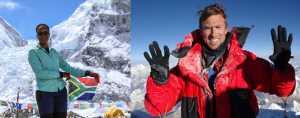 Новые рекорды Эвереста: первая чернокожая африканка и 14-е восхождение Кентона Кула