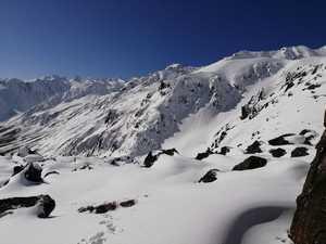 Самотужки по Непалу: Регіон Канченджанга. Олончунг Гола (Olonchung Gola) - Тхудам (Thudam)