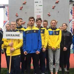 Кропивничанин Ярослав Ткач стал победителем первого этапа молодёжного Кубка Европы по скалолазанию!