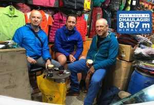 Новый маршрут на восьмитысячник Дхаулагири: команда завершает экспедицию