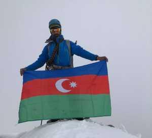 Первое азербайджанское восхождение на восьмитысячник Лхоцзе