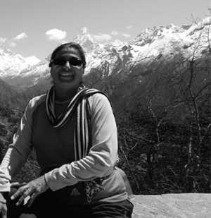 На Эвересте погибла альпинистка из Индии