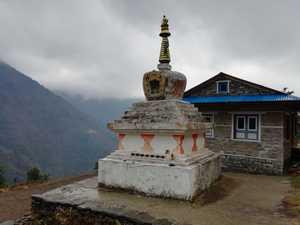 Самотужки по Непалу: Регіон Макалу. Тхудам (Thudam) - Сурке (Surke)