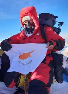 Харьковчанин Евгений Старосельский поднялся на вершину Эвереста!