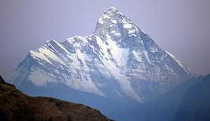 Восемь альпинистов пропали без вести на горе Нандадеви Восточная в Индии
