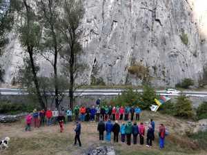 В Болгарии состоится чемпионат Украины по альпинизму в скальном классе