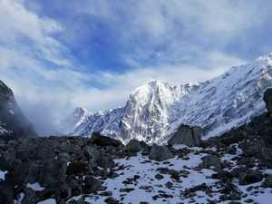 Самотужки по Непалу: Регіон Ролвалінг. Таме (Thame) - Сімі Гаун (Simi Gaun)